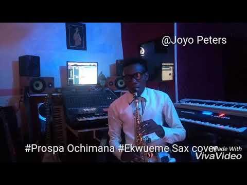 Ekwueme Sax cover by Joyo Peters