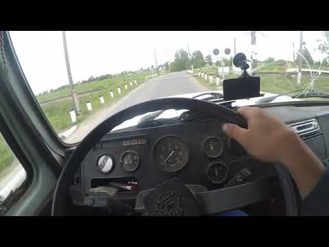 Работа на газоне №15 Проверка ГАЗОНА на прочность 30 машин ч1