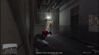 Grand Theft Auto Online - Misión: Acción y reacción - Dif: Difícil en solitario - Leviatán Rojo