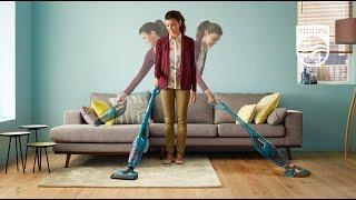 Узнайте, почему женщины обожают беспроводной пылесос Philips