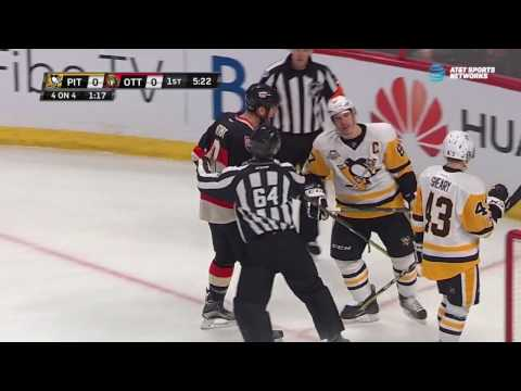 Gotta See It: Crosby hack at Methot's hand maims finger