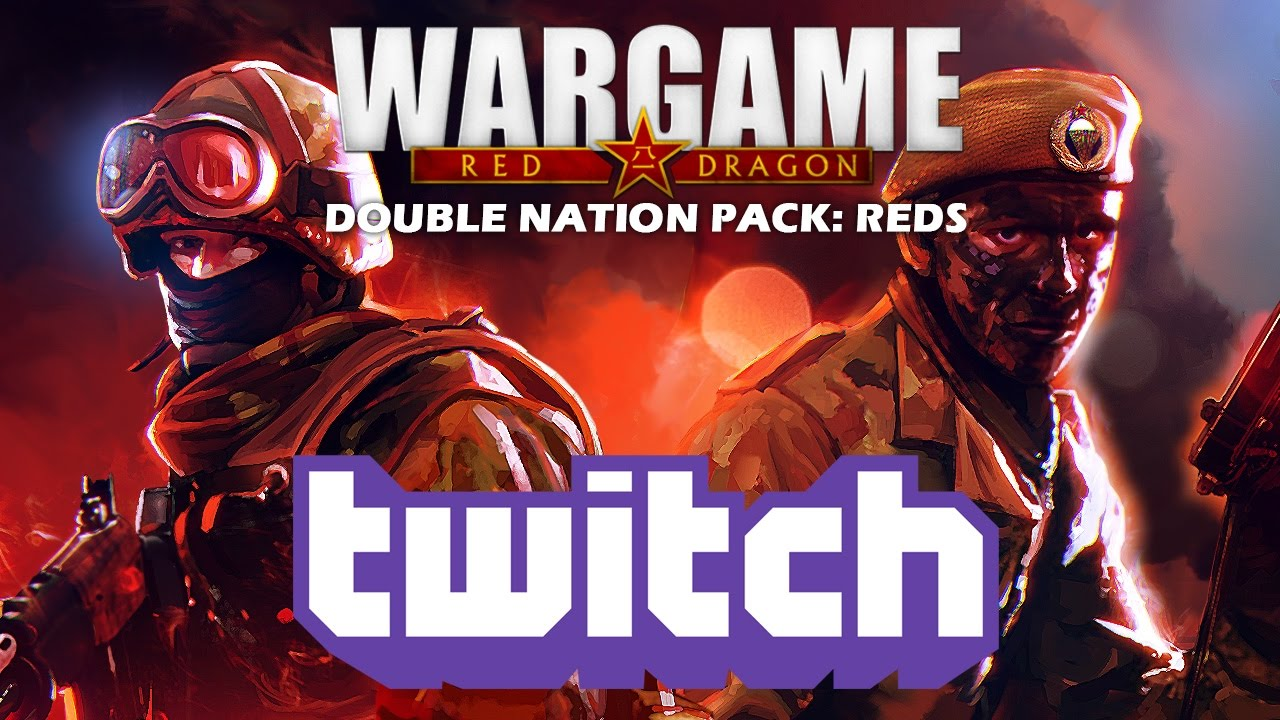 Wargame Red Dragon - Double Nation Pack: REDS Crack