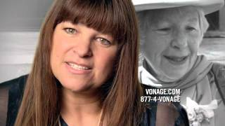 Unlimited Calling to the UK with Vonage World - Customer Testimonial - Kimberly & Nana (Team Israel)