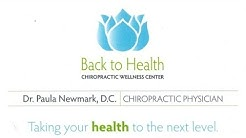 Juno Beach FL Chiropractor Dr Paula Newmark Welcomes You