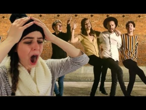 DIRECTIONER REACTS TO HISTORY MUSIC VIDEO