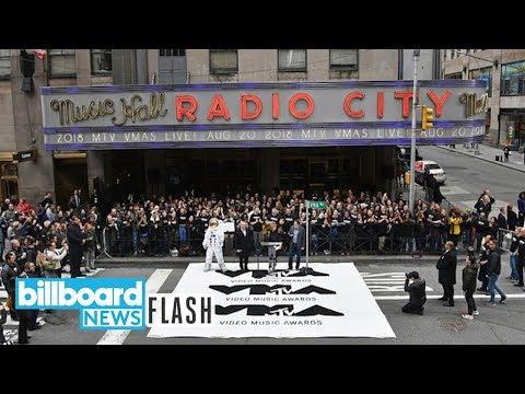 MTV VMAs to Return to Radio City Music Hall for 2018 | Billboard News
