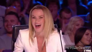 This Lady Is So Funny.. A Comedy-Magic Act!!!BGT