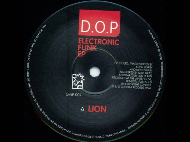 D.O.P - Lion