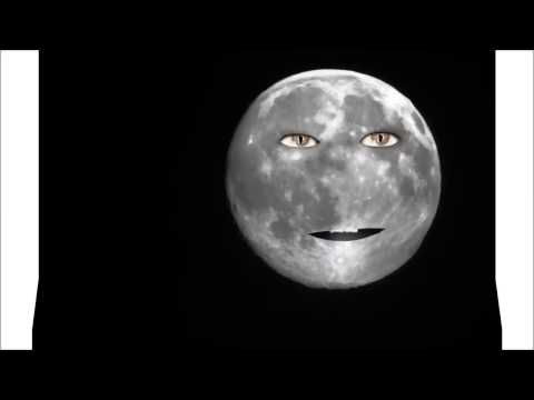 I AM THE MOON my first ever animation !