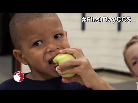 Columbus City Schools first day of school 2017 #FirstDayCCS