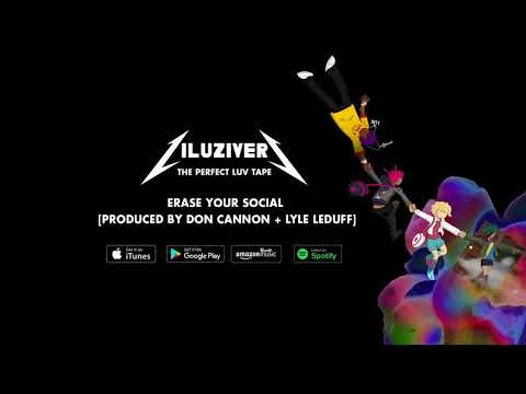 Lil Uzi VertErase Your Social Produced By Don Cannon + Lyle LeDuff (Uncensored)