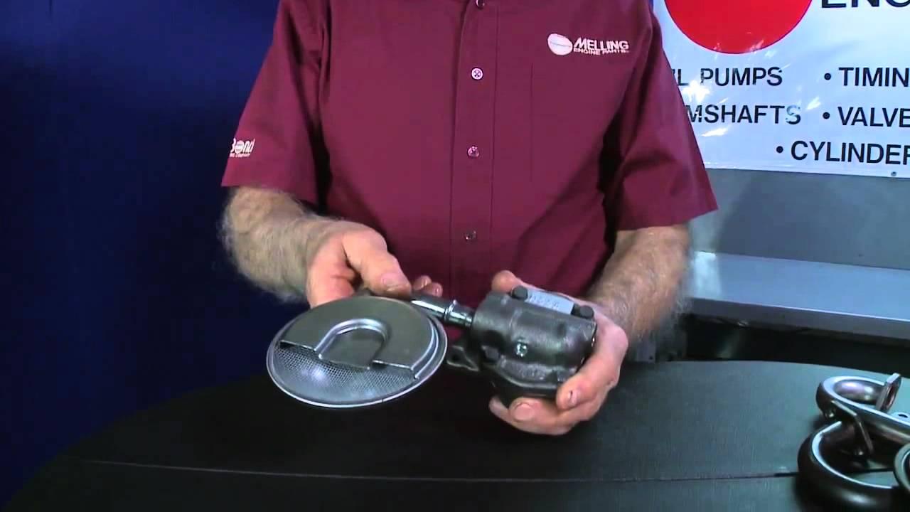 Melling 10687 Oil Pump