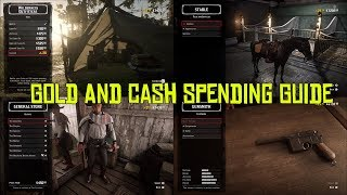 Red Dead Online What Should You Spend Cash And Gold On?, Buying Guide