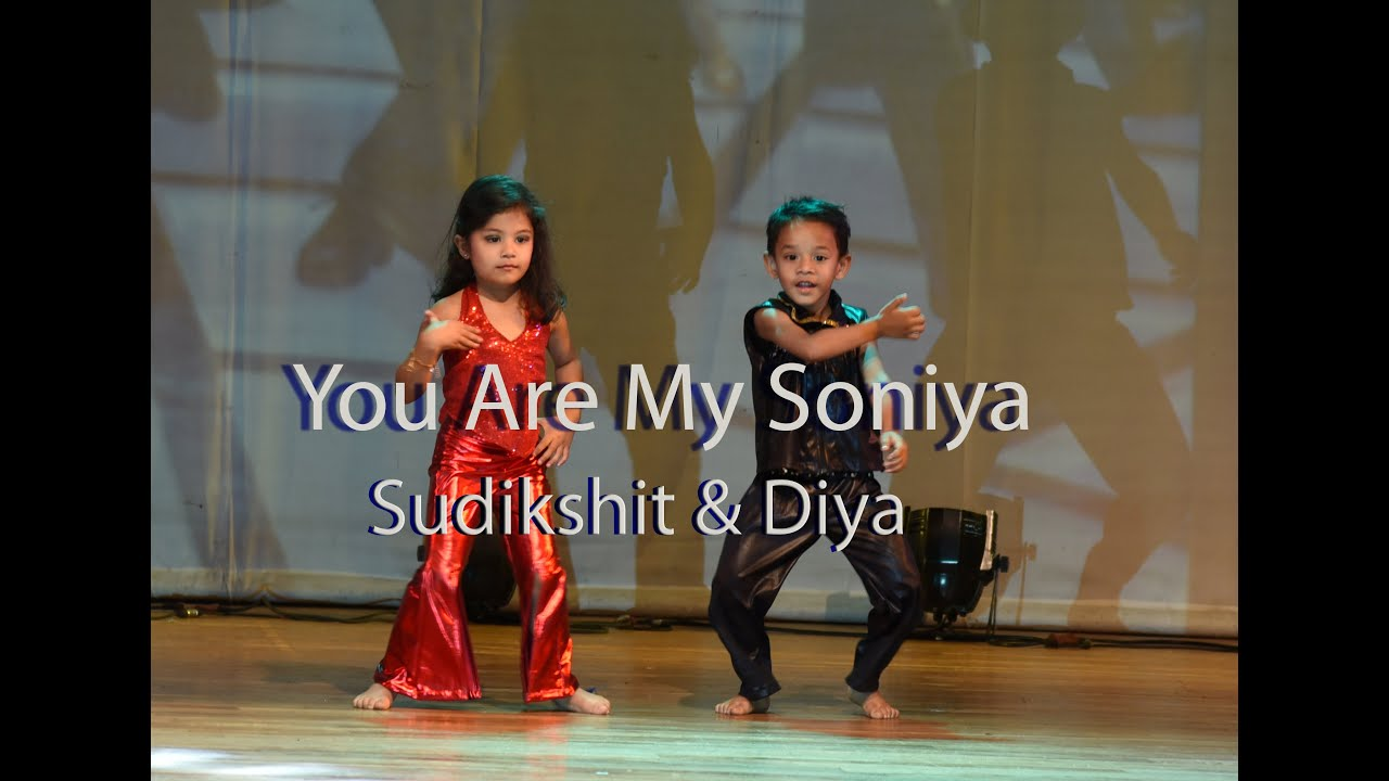 Download You Are My Soniya-- performance - Sudikshit & Diya 4k