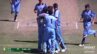 Watch full highlights from NSW Metro's win against Queensland in th...