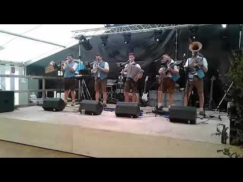 Böhmische Liebe - GroBla Buam live