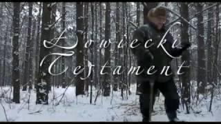"""""""Łowiecki Testament"""" autorzy filmu Paweł Kowalski & Piotr Makowiec /cz.1"""