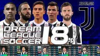 របៀប hack ក្រុម juventus in dream league 2018 v5 05