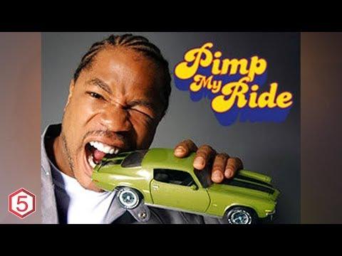 Ada Yang Masih Ingat ? Fakta Mengejutkan Di Balik Kerennya Acara Pimp My Ride