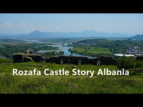 Rozafa Castle Story, Visit Albania