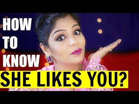 Hindi Vlog How To Know She Likes You | SuperPrincessjo
