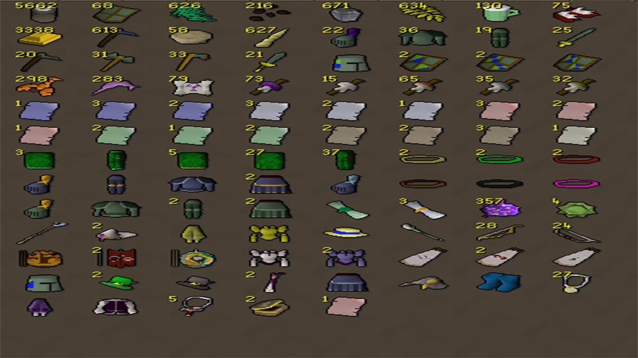 how to catch implings osrs
