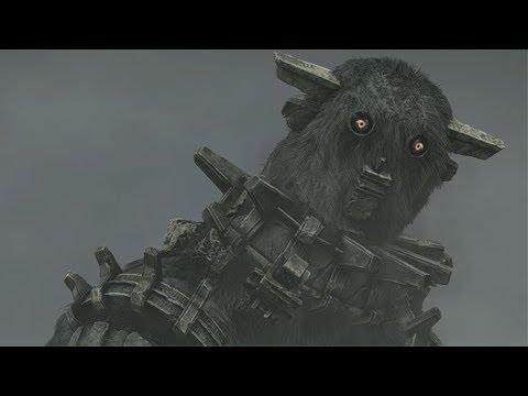 Shadow of the Colossus (PS4) - Boss Battles [Hard, No Damage]