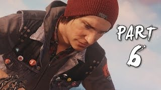 Infamous Second Son Gameplay Walkthrough Part 6 - Rogue Conduit (PS4)