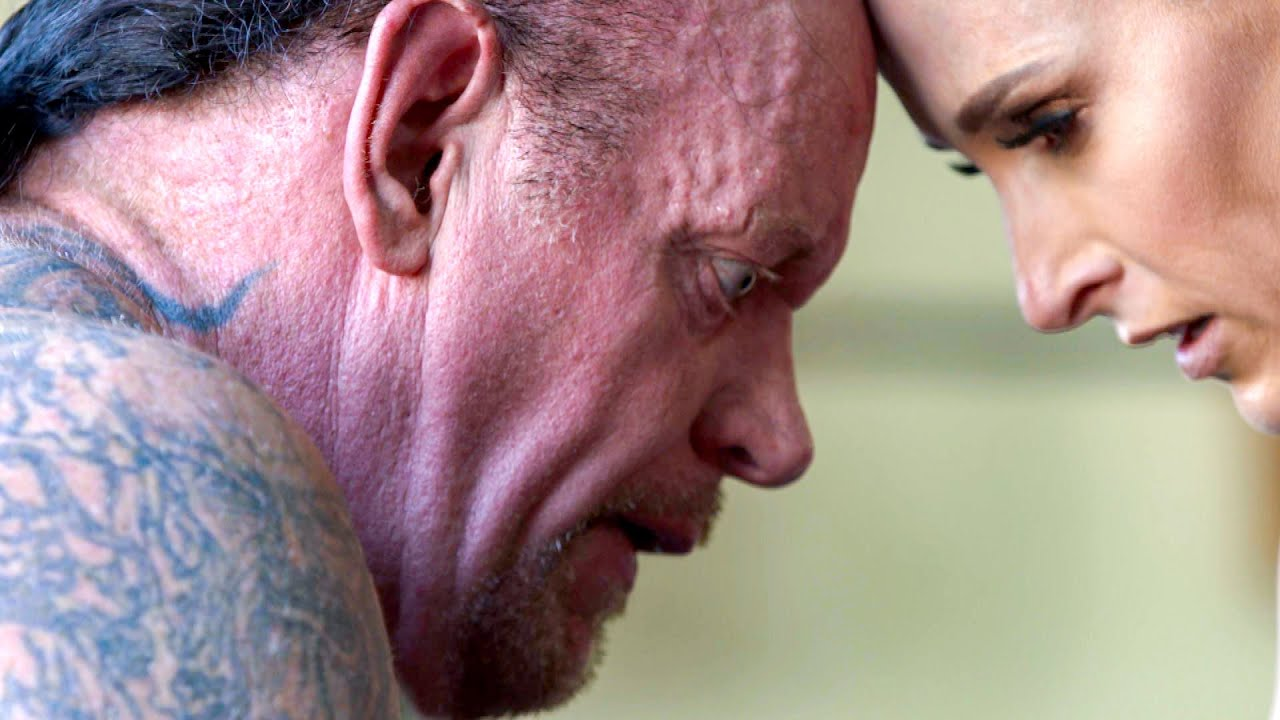 Download Undertaker proclaims he shouldn't have been in the ring at WrestleMania 33