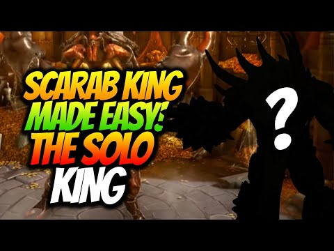 THE NR.1 CHAMPION TO SOLO THE SCARAB KING ALL AFFINITIES & DIFFICULTIES   UROST RAID SHADOW LEGENDS