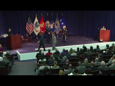 DLA's 49th Annual Employee Recognition Awards Program (Dec.15, 2016)