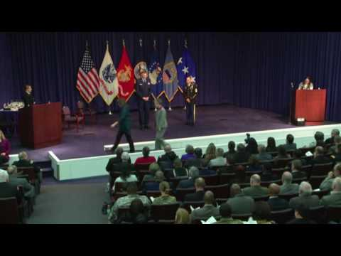 DLA's 49th Annual Employee Recognition Awards Program (Dec.15, 2016)