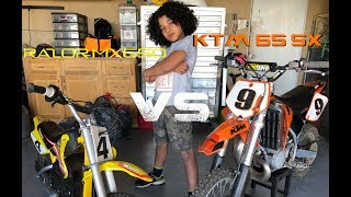 Think Twice Before Buying a KTM 65 SX