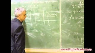 Область значения функции - нестандартная задача