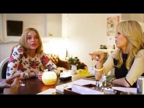 Lindsay Lohan: Childhood Discussions
