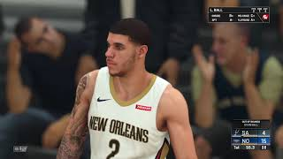 NBA 2K20 POINT GOD With Lonzo Ball