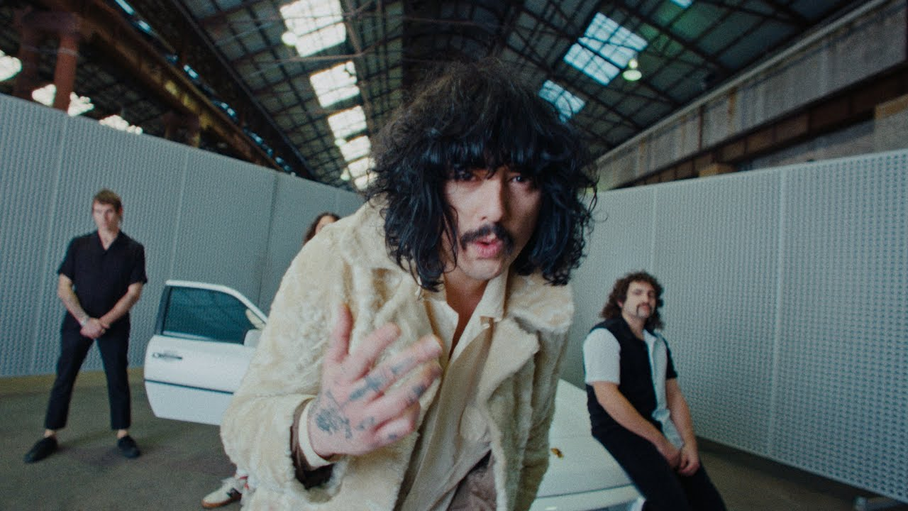 Download Sticky Fingers - We Can Make The World Glow (Official Music Video)
