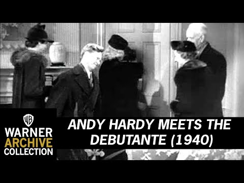Andy Hardy Meets Debutante (Original Theatrical Trailer)
