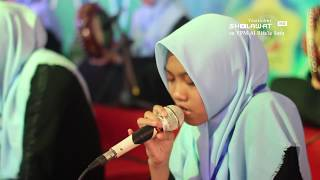 GROUP SHOLAWAT AR-RIFA'I PUTRI MALANG ( PART 1 )