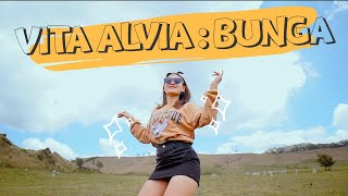 Vita Alvia - Bunga (Official Music Video ANEKA SAFARI)