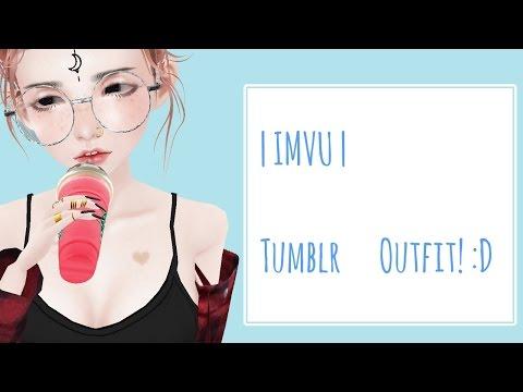 IMVU | Tumblr outfit - YouTube