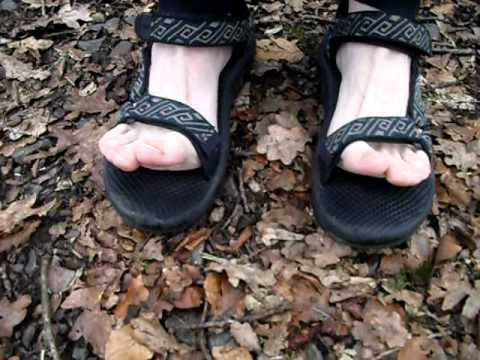 fa541e79805c Teva Sandals barefeet - Part 1 - YouTube
