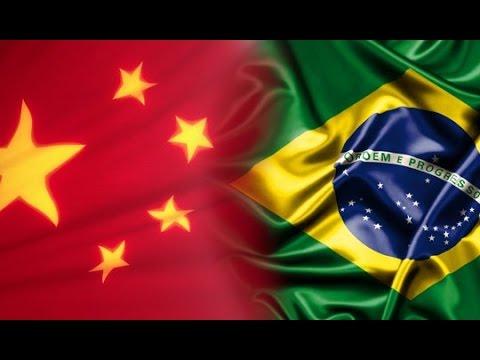 A História da China Brasil Relacionamento