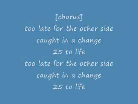 eminem---25-to-life-(lyrics)