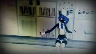 "Fan video of ""Meddle"" by Little Boots. Black Star and Kagerou are m..."