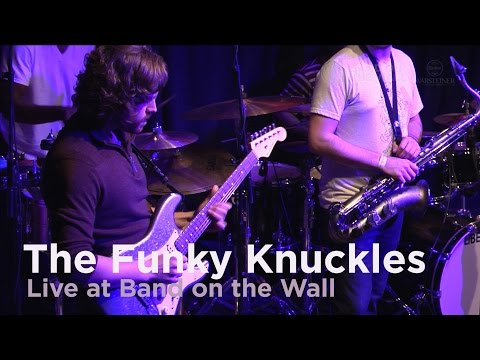 The Funky Knuckles 'Wise Willis' live at Band on the Wall
