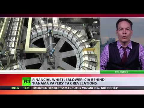 'This is global insider trading ring, CIA is playing the game' – Max Keiser on Panama Papers