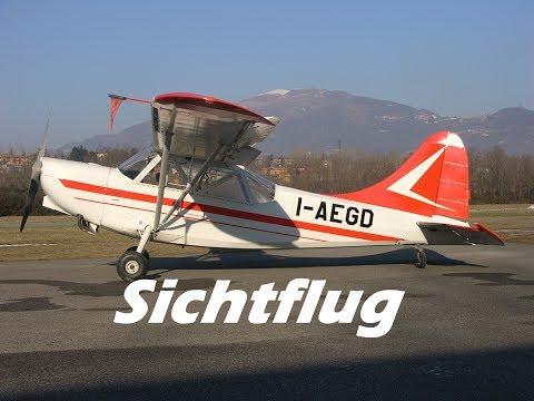 Tutorial (Deutsch) - XPlane 11 Sichtflug mit der Stinson L5