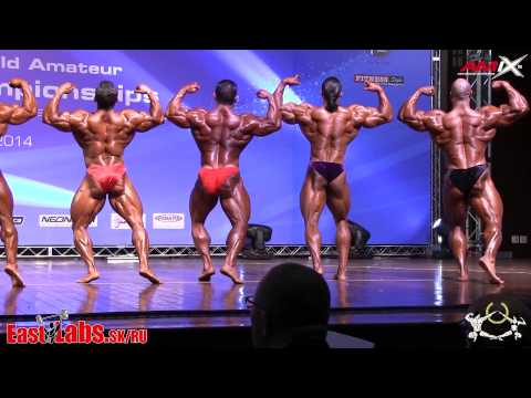 IFBB MALE COMPETITION BODYBUILDING 2016
