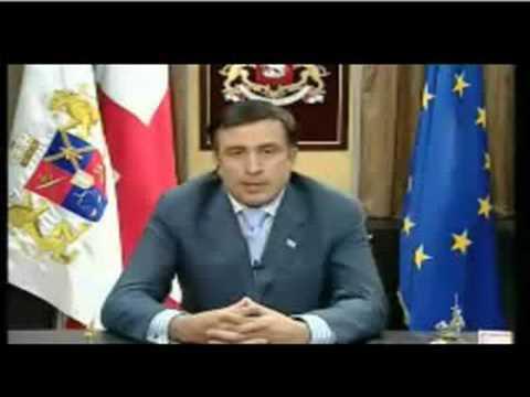 Saakashvili on Newsnight